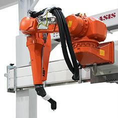 Roboter-Integration